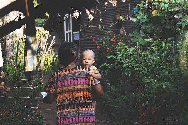 Le cure materne essenziali e una madre sufficientemente buona: Winnicot e la relazione madre-bambino