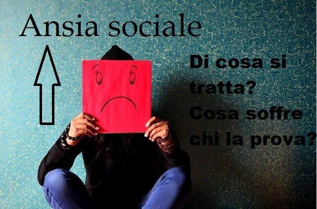 Ansia sociale, di cosa si tratta? Di cosa soffre chi la prova?