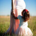 La prima gravidanza è una vera emozione