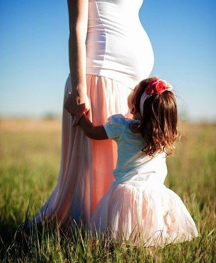 La 1a gravidanza è una vera emozione