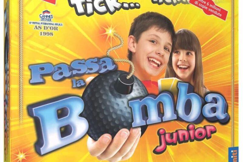 Il gioco della bomba…per bambini!