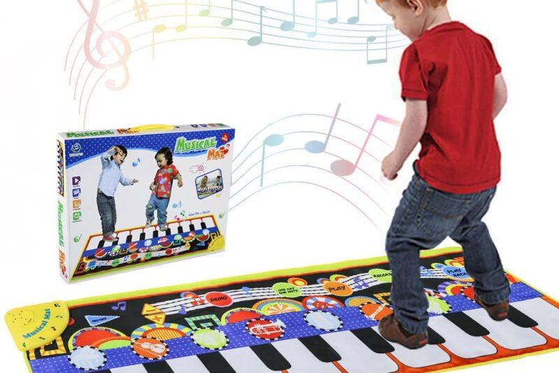 Tappeto musicale per i tuoi piccoli