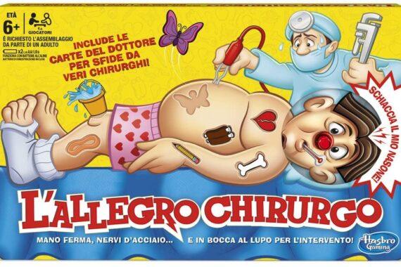 L'allegro chirurgo, gioco per bambini