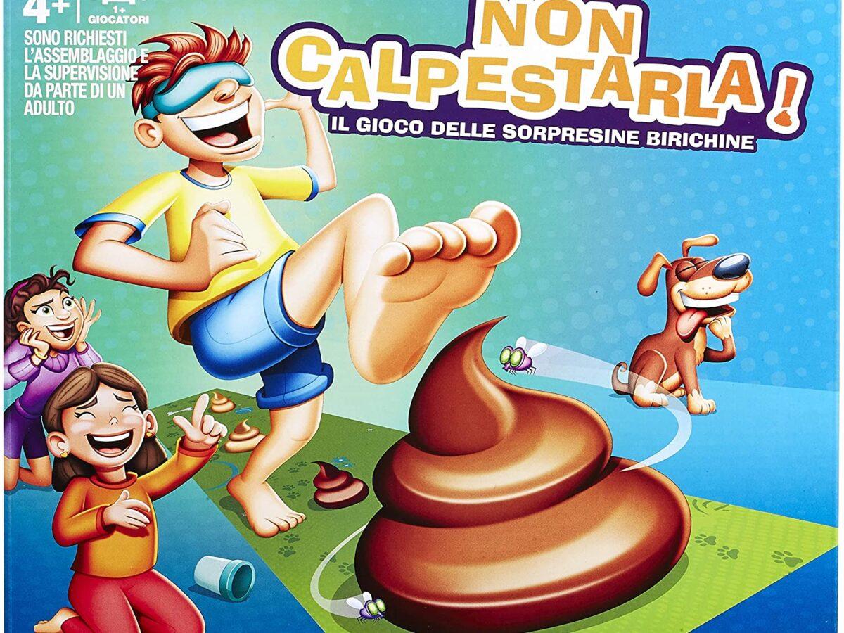 Geniale gioco di sfida per bambini
