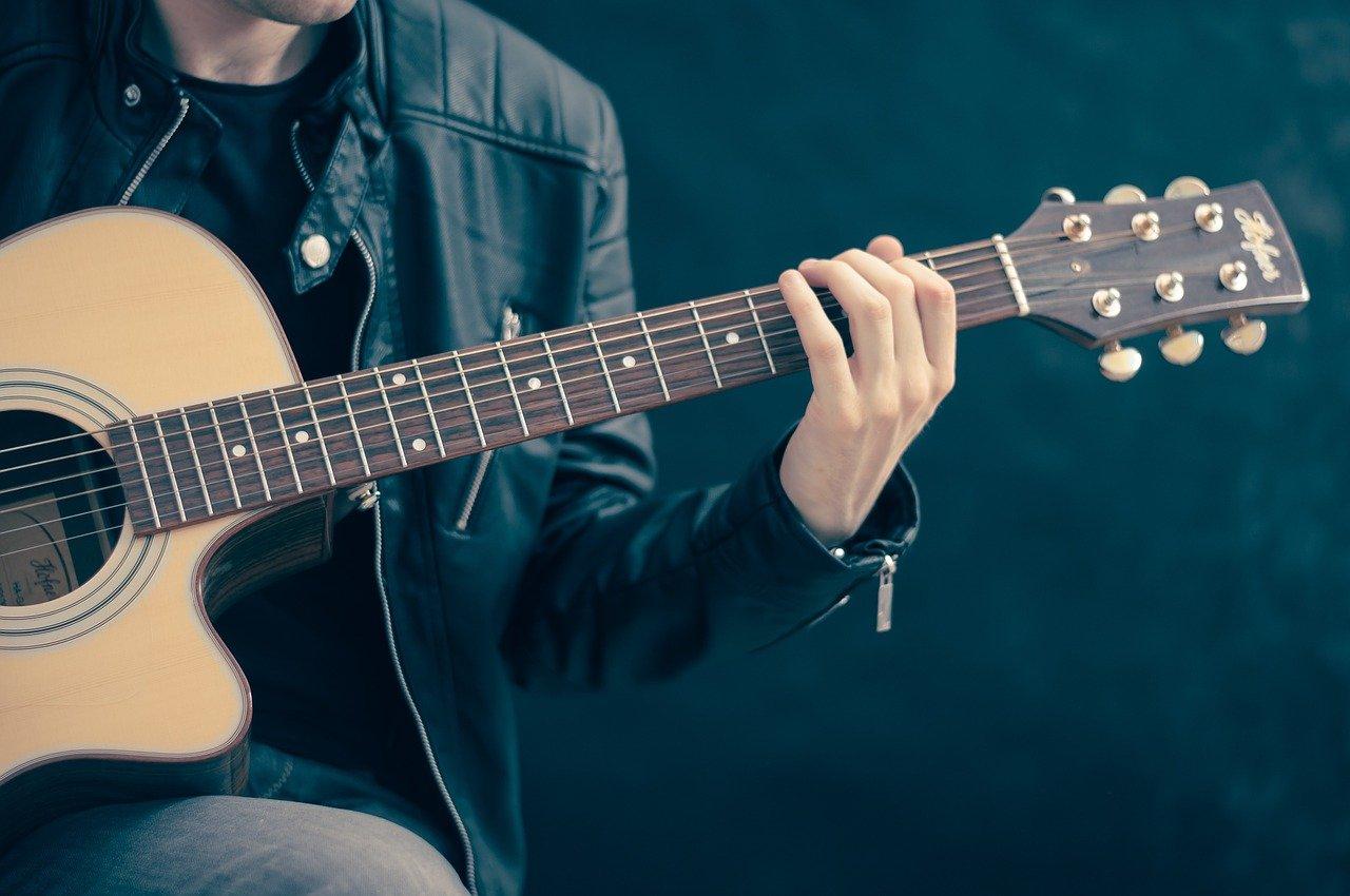 suono chitarra.