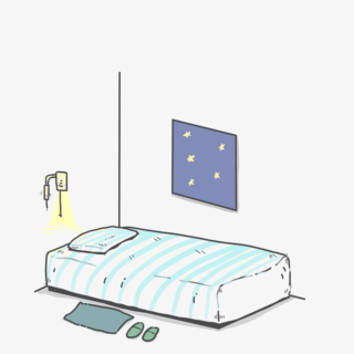 mioclonie notturne.