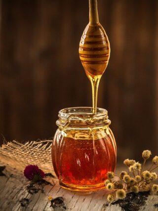 i benefici del miele.