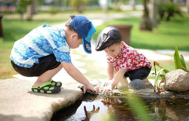 Lo sviluppo morale del bambino secondo Piaget: il gioco delle biglie