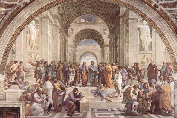 La NASCITA e le origini della filosofia in GRECIA