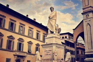 opere di Dante.